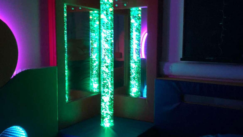 Oue New Sensory Room