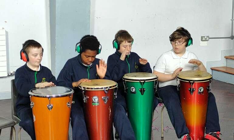 Samba Drumming is Back